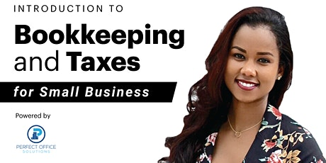 Introduction To Bookkeeping & Taxes tickets