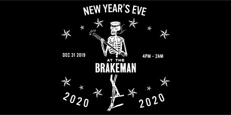 New Year's Eve at The Brakeman tickets