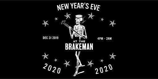 New Year's Eve at The Brakeman