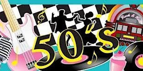 Sock Hop 1950's Dance tickets