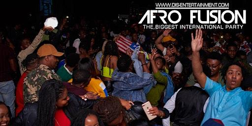 Afrofusion Chicago |HipHop; AfroBeats; Soca, Reggae Party