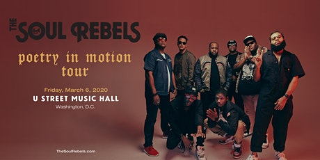 THE SOUL REBELS tickets