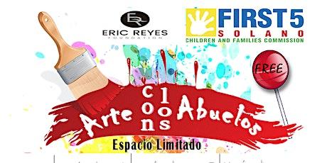 Arte Con Los Abuelos tickets