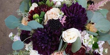 Free Seminar & Workshop: Arranging Fresh Flowers tickets