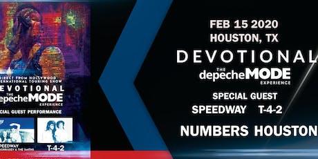 Depeche Mode/ Morrissey Tribute/ T-4-2 VIP Meet and Greet tickets