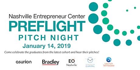 PreFlight Pitch Night! (2019 Session Three) tickets