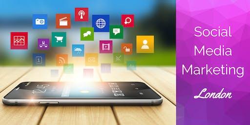 Social Media Marketing Course - London