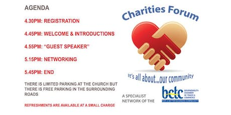 BCTC Charities Forum Meeting - June 2020 tickets