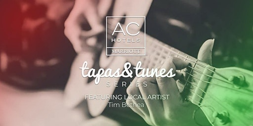 Tapas & Holiday Tunes featuring Tim Bethea