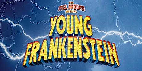 JCC Children's Theater Presents: The Mel Brooks Musical Young Frankenstein tickets