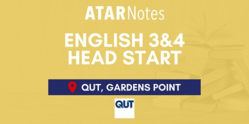 QCE English Units 3&4 (Y12) Head Start Lecture - QUT
