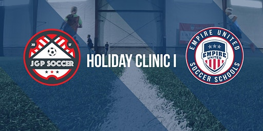 JGP Soccer & Empire United Holiday Clinic I