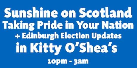 Sunshine on Scotland tickets