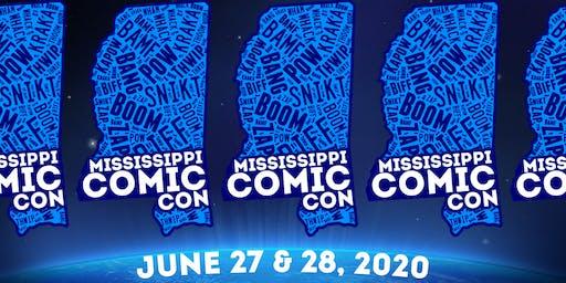 Mississippi Comic Con 2020