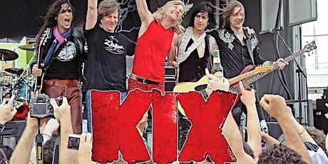 KIX - NEW DATE tickets