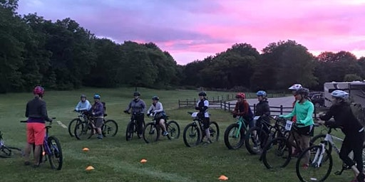 Women on Wheels Mountain Bike Camp 2020