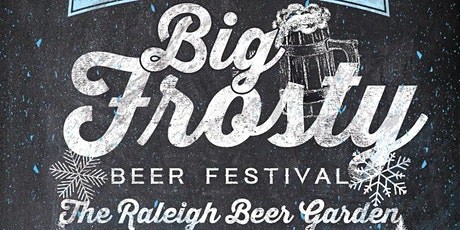 4th Annual Big Frosty Beer Festival tickets
