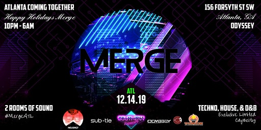 Merge - Atlanta Comes Together - Holiday Edition