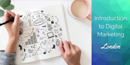 Introduction to Digital Marketing (London)