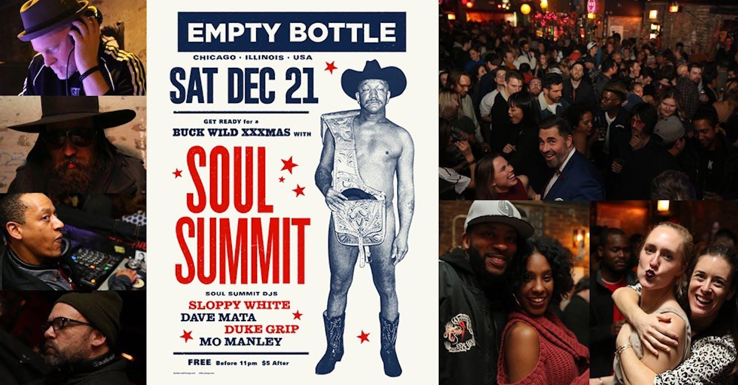 Soul Summit Dance Party