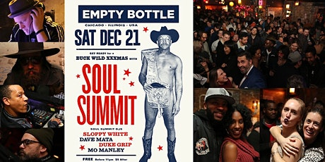 Soul Summit Dance Party @ The Empty Bottle tickets
