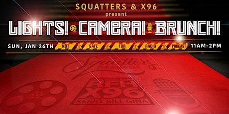 Lights! Camera! Brunch! tickets