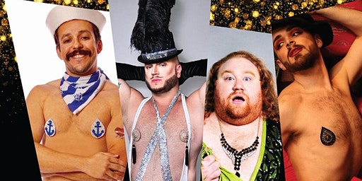 The Breakfast Club: All Male Burlesque Brunch!