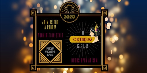 NYE Prohibition Party