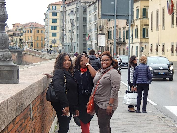Revive.Restore.Renew: The Sisterhood Tuscany Experience image