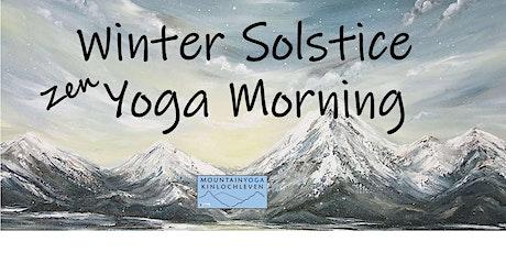 Winter Solstice Zen Yoga Morning tickets