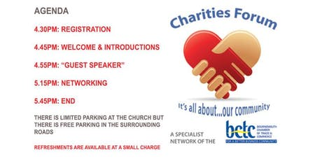 BCTC Charities Forum Meeting - November 2020 tickets