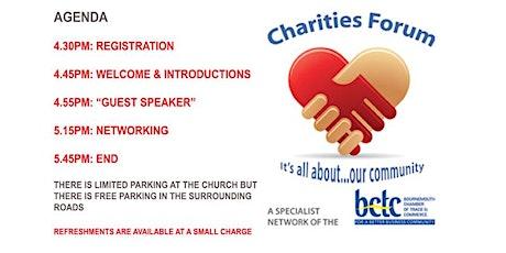 BCTC Charities Forum Meeting - November 2020 tickets