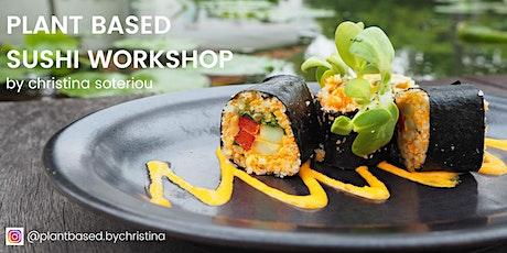 Vegan Sushi Making Workshop tickets