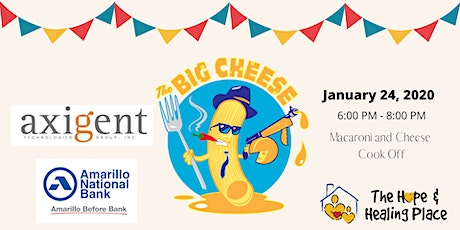 The Big Cheese tickets