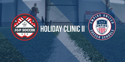JGP Soccer & Empire United Holiday Clinic II