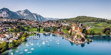 Soirée conférence - La Suisse et la Vallée du Rhin billets