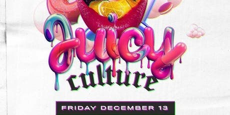 Juicy Culture Party @ Nuvo Toronto // Friday December 13th | Ladies FREE tickets