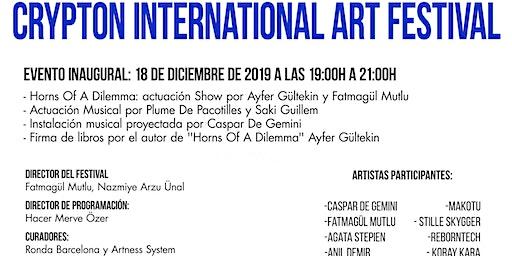 CRYPTON INTERNATIONAL ART FESTIVAL