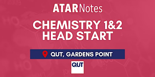 QCE Chemistry Units 1&2 (Y11) Head Start Lecture - QUT