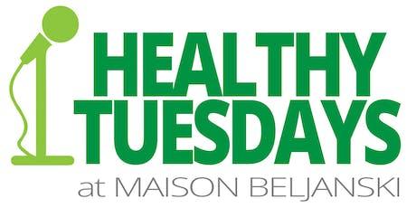 Maison Beljanski presents Preventing Chronic Disease & Inflammation tickets