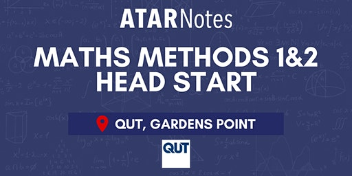 QCE Maths Methods Units 1&2 (Y11) Head Start Lecture - QUT
