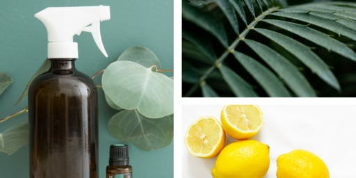 Green Cleaning Workshop with doTERRA Essential Oils
