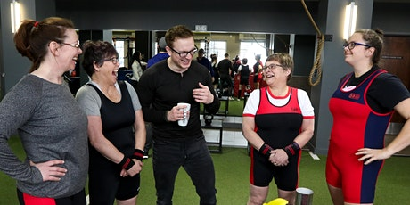 2020 Fitness Reset tickets