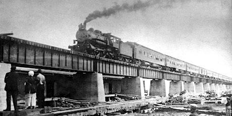 Distinguished Speaker Series | The Florida East Coast Railway tickets