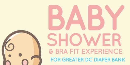 It's a Baby Shower for Greater DC Diaper Bank!