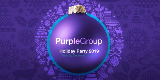 Purple Group Holiday Party 2019