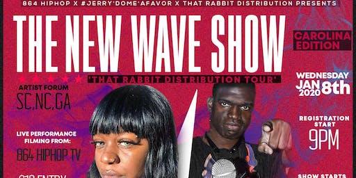 The New Wave Show (CAROLINAS EDITION)