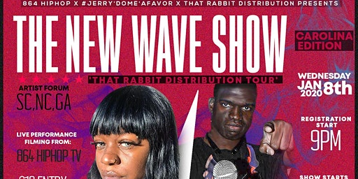 The New Wave Show (CAROLINAS EDITION)