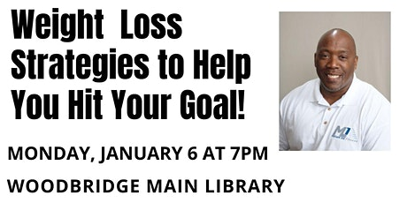 Weight Loss Strategies to Help You Hit Your Goal! tickets