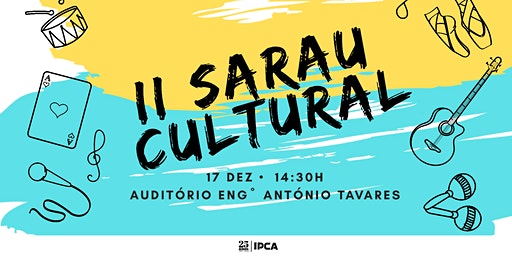 II Sarau Cultural do IPCA